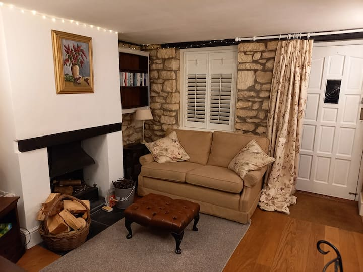 Rustic Cotswold Cottage