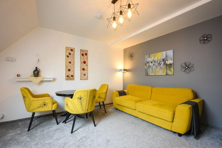 Moldavia Apartment