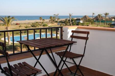 Vera Playa Atico 5/6 pax 2dorm 2 wc - Вера - Квартира