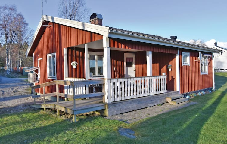 Holiday cottage with 2 bedrooms on 56m² in Bullaren