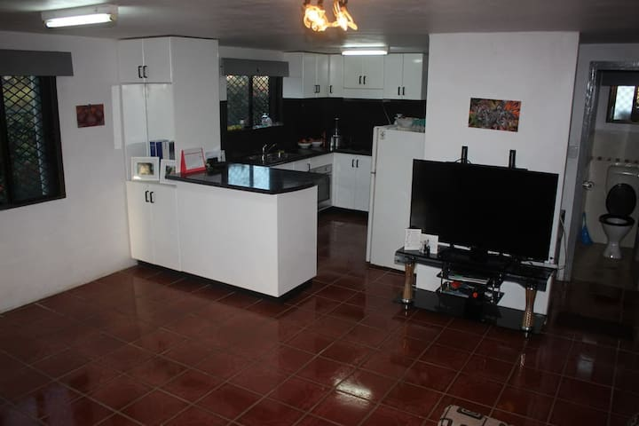 Air Con Apartment to yourself - Room with Ensuite - Nadi - Departamento