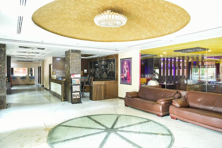 Peaceful Suites in close proximity to Hyderabad Railway Station (1km)