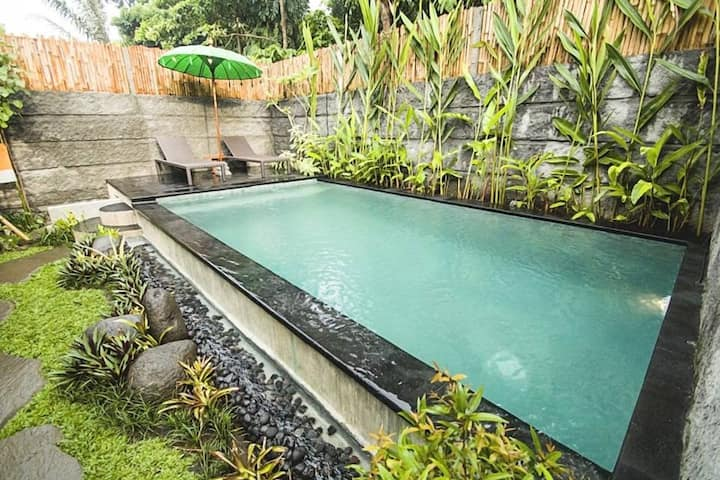 The Forest Villa Ubud, The Cozy One Bedroom