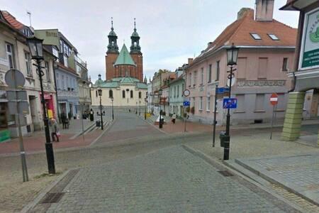 Apartment 3pokojowy - Gniezno