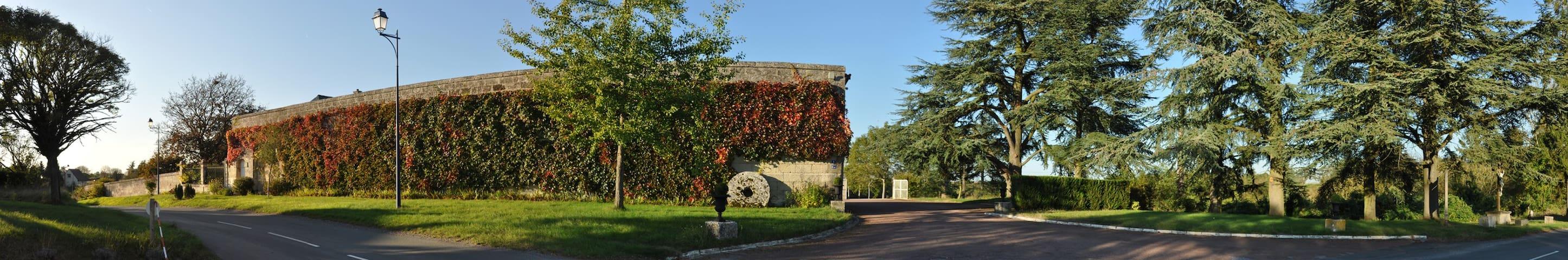 Dans une maison de charme - Montigny-Lengrain - Haus
