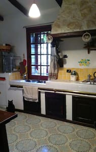 Tipical house in central Apulia - Huis