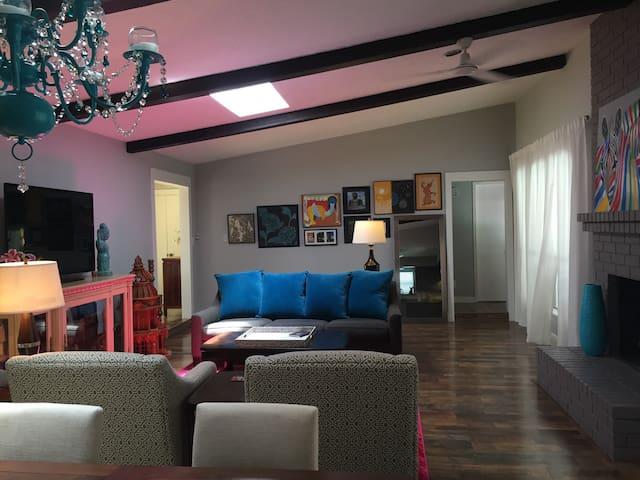 Private Room Energy Corridor - Houston - Hus