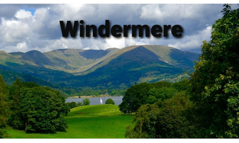 CENTRAL WINDERMERE GREAT LOCATION DOGS WELCOME🐕