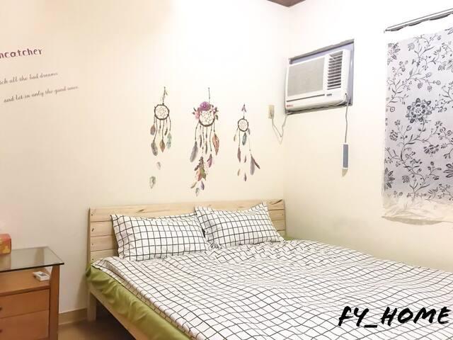 【台中】【豐原】~客廳廚房都有的公寓式住宿