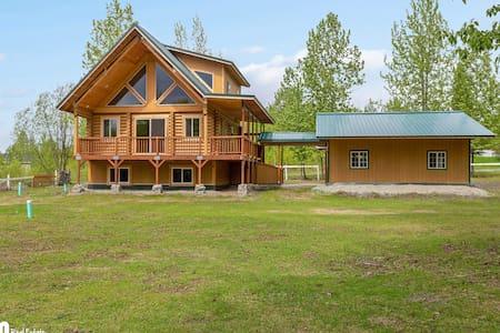 Birchwood Log Home
