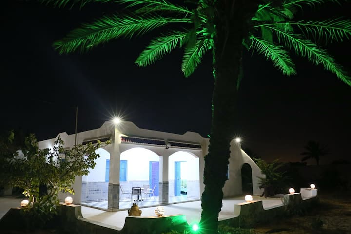 Superbe Villa meublée et très calme sans vis à vis