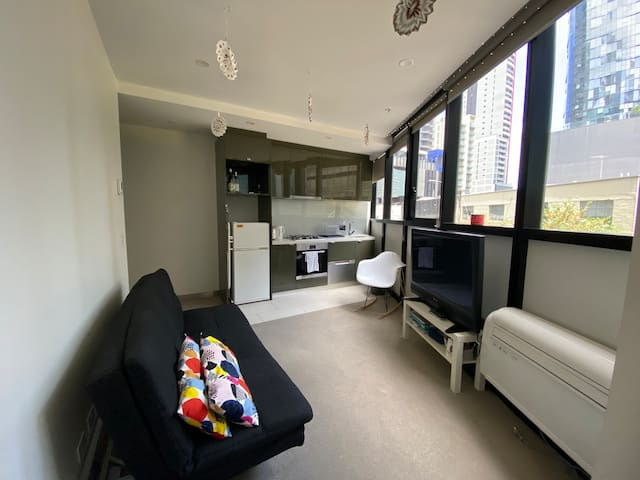 Beautiful and modern 1 Bedroom City Apartment