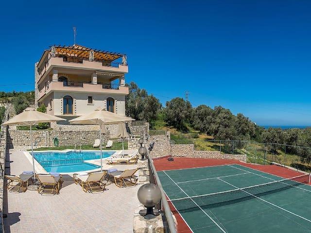 Villa CastelTriada  - Αγία Τριάδα