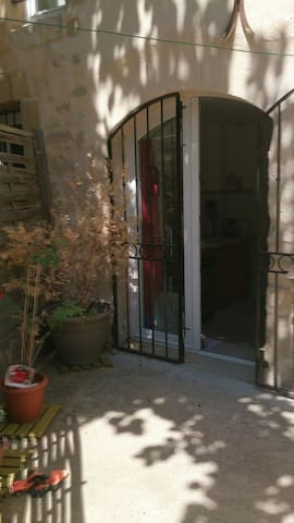 Chambre/cocon dans le sud - Meynes - บ้าน