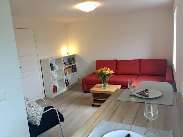 Bright and cosy apartment close to city centre!