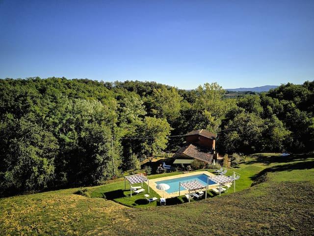 Casa Acqua - I am Tuscany, live like a local