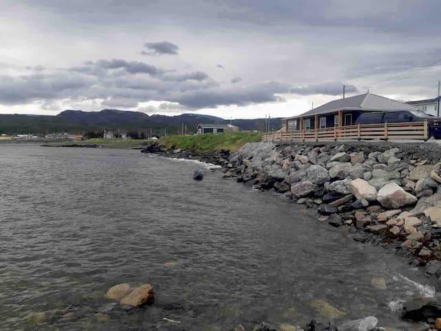 The Beach Cabin - Augustus Jane Inn