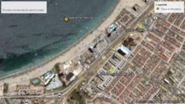 Condominio la Bahía, frente playa la herradura