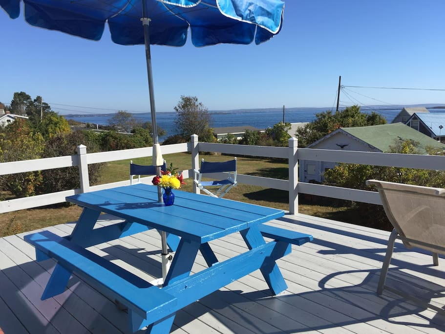 Great spot to enjoy a meal!