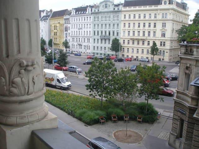 central room at Naschmarkt