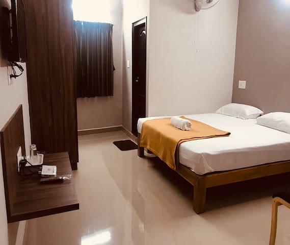 Budget Double Room at Somwarpet Karnataka