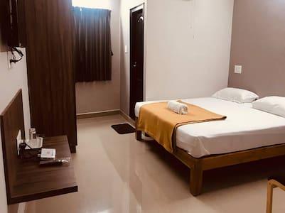 Budget Double Room at Somwarpet Karnataka