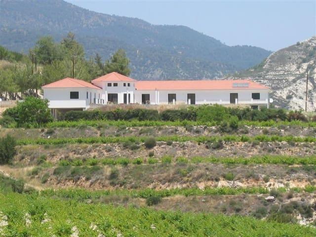 Cyprus Koilani Gardens (Troodos Mountains) App. 6 - Koilani - Apartemen