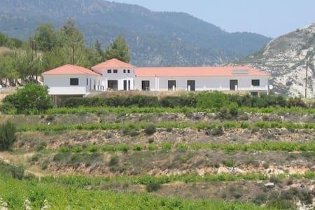 Cyprus Koilani Gardens (Troodos Mountains) App. 6 - Koilani - Appartamento