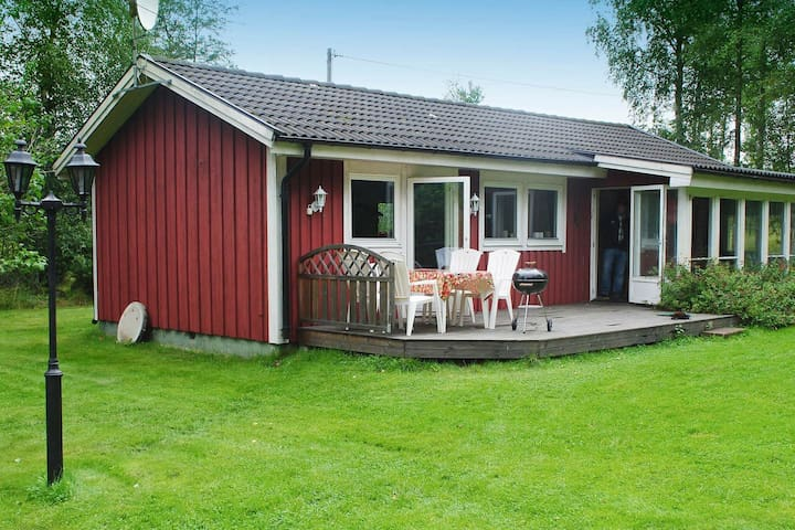 6 person holiday home in HÅCKSVIK