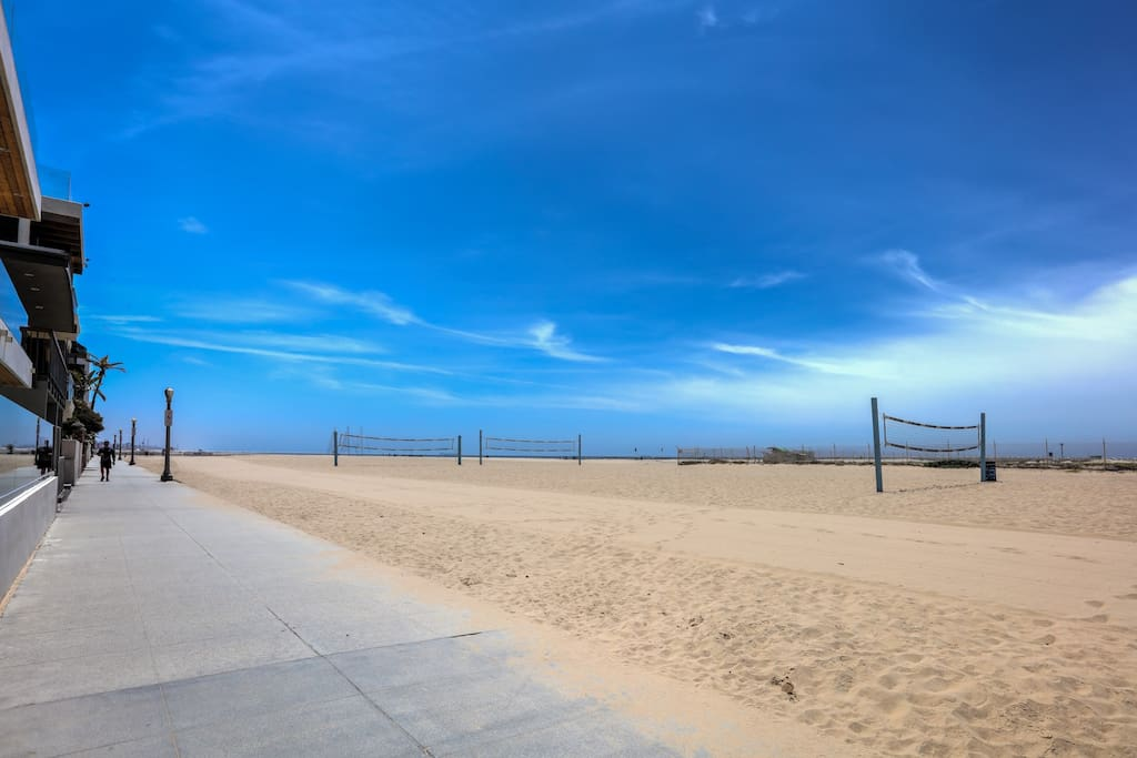 The most private beach in LA