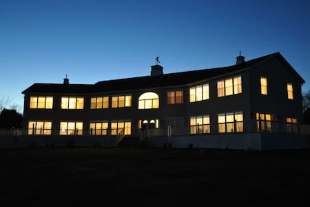 Portside Manor for Vacation or Wedding - Searsport - Haus