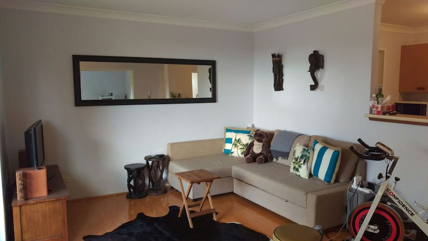 Spacious apartment, close to shops and transport. - Miranda - Apartment