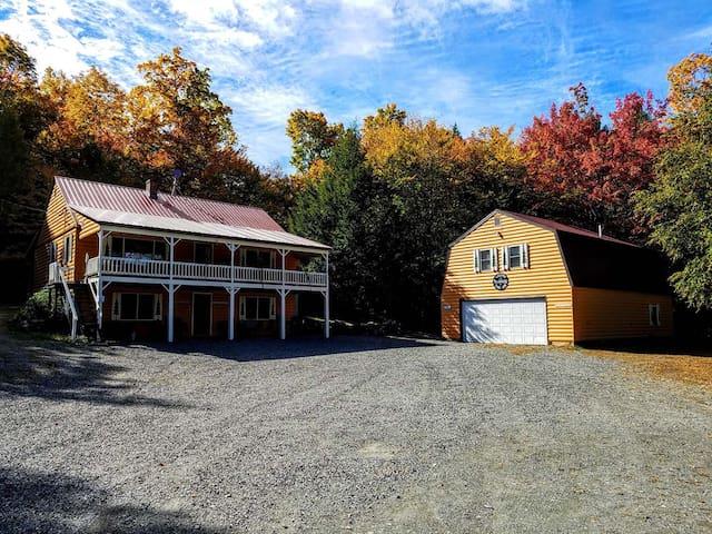 The Lodge on Sebec Lake - Lakeside Lodging
