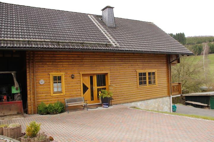 Ferienhaus Vente - Finnentrop - Huis