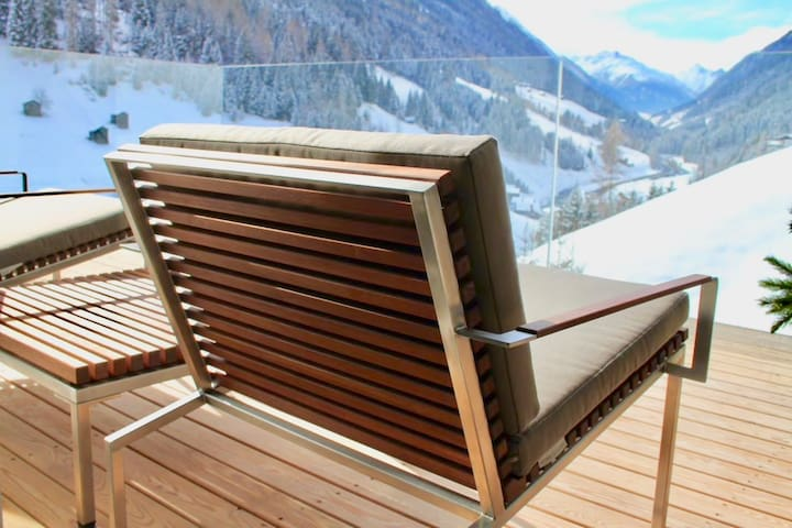 ❤️☀️⛷ Ischgl Luxury, Pool, Sauna, Terrace & more