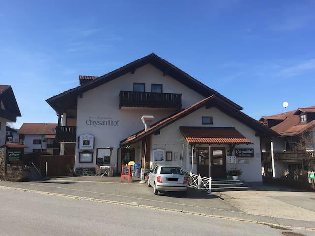 Gemütliche Ferienwohnung in Zwiesel zu vermieten