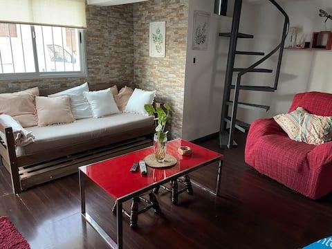 Casa confortable ubicada en buen punto d la ciudad
