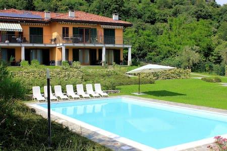 RESIDENCE ULIVO 3-LAKE COMO-TREMEZZO-ITALY - Tremezzo - Wohnung