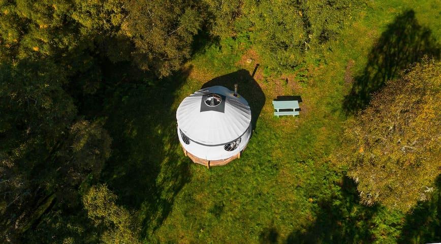 Yurt on the Black Isle - Rosemarkie