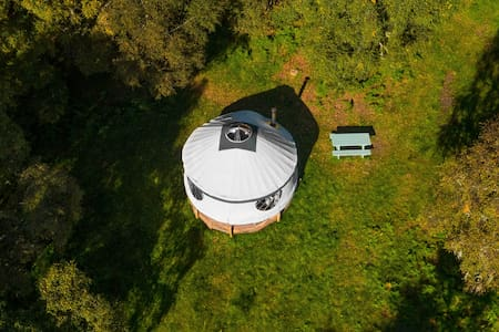 Yurt on the Black Isle - Rosemarkie - Iurta