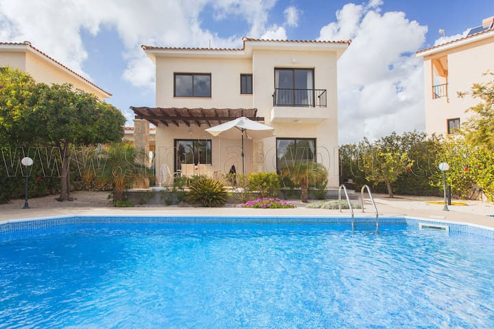 3 bedroom Villa Aphrodite Valley in Secret Valley - Paphos - วิลล่า