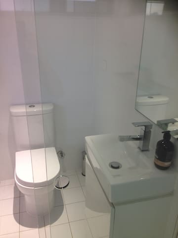Brand new en suite bathroom