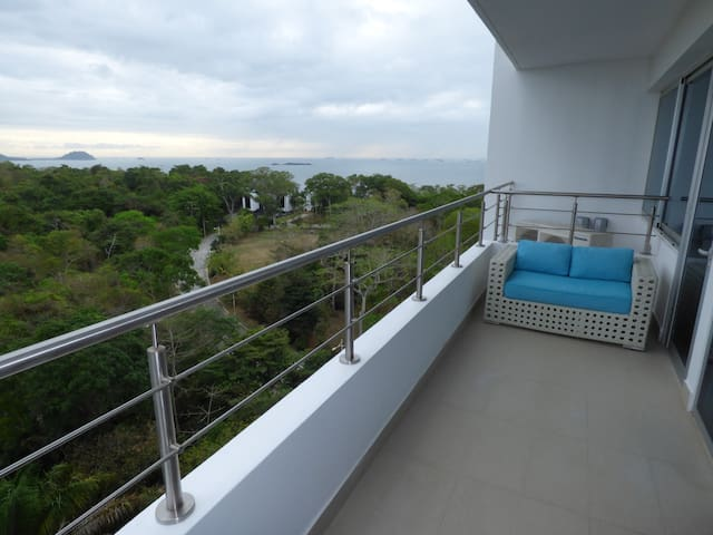 Luxury apartment in the 9th floor - Panamá