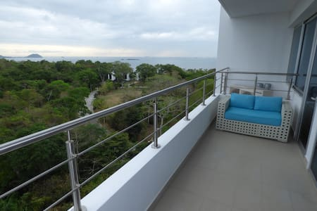 Luxury apartment in the 9th floor - Panamá - Apartment