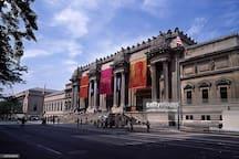 metropolitan museum of art 5 blocks