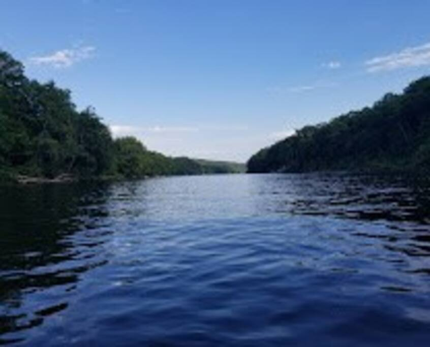 Full Delaware River access