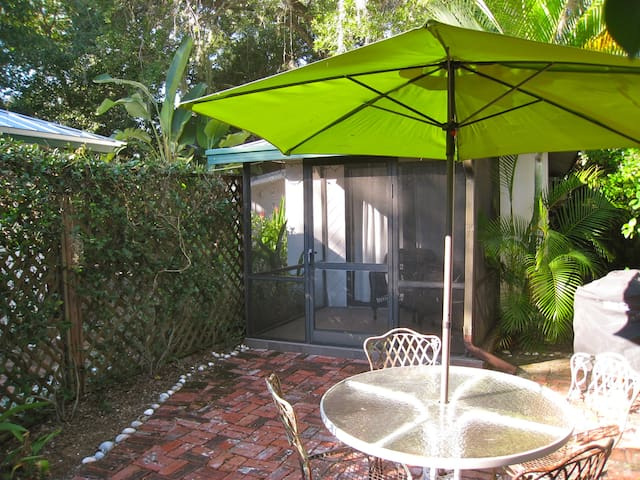 Downtown Laurel Park Cottage - Sarasota - House