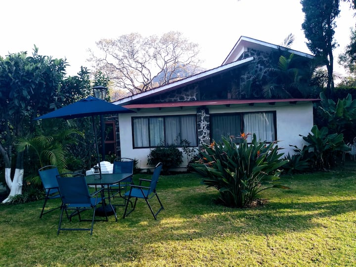 Bungalow tipo chalet
