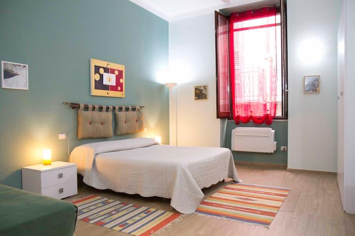 """MONCADA HOUSES at Quattro Canti _  """"ORANGE"""""""