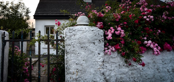 The Old Cottage, Doolin, (Room Only)(Bedroom 2)